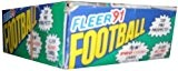 1991 Fleer Football Wax Box by Fleer