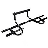 [Barre de Porte] Sportneer Barre de Traction Multifonctions/Barre de Musculation/Barre de Menton/Chin Up Bar Multi-Grip Pull Up Bar Porte Entraîneur ...