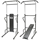 DTX Fitness Power Tower & Banc de Redressements Assis