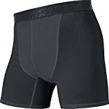 GORE RUNNING WEAR Homme Sous-vêtement, Boxer short, Respirant, GORE Selected Fabrics, ESSENTIAL BL Boxer, UESSBO