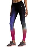 JIMMY DESIGN Leggings de Sport Femme imprimé Jogging Yoga Pantalons