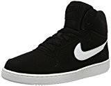 Nike Court Borough Mid, Chaussures de Sport-Basketball Homme