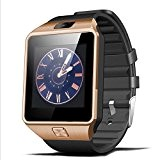 Padgene® Montre Connectée Android Fitness Sports pour Sync Android Samsung Sony HTC HUAWEI Smartphones