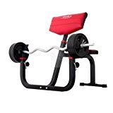 Pupitre Biceps - Banc Scott - MS-L107 Marbo-Sport