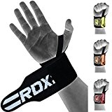 RDX Gym Poignet Support Sangle Fitness Musculation Crossfit Entraînement Haltérophilie