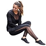 Sexy Femmes Fitness Leggings,Fami taille haute Patchwork Skinny Yoga Pants