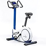 skandika Morpheus - Vélo d'appartement ergomètre - Bluetooth - Max.120 kg - 24 Programmes - 32 Niveaux de résistance - ...
