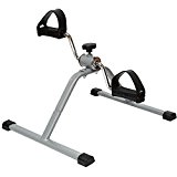 Supportec Excerciseur a Pedale de Bras & Jambes Mini Velo d'Exercise