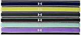 Under Armour Sportswear Stirnbander, Sonnenblende Maske Mini Headband 6pk Bandeau Fille