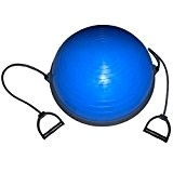 Yelloo Bosu Ball Ballon de pilates pour gymnastique yoga BLUE