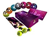 Zumba Fitness Exhilarate ZU.8084 Set de DVD